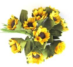 fiore girasole carta 0063