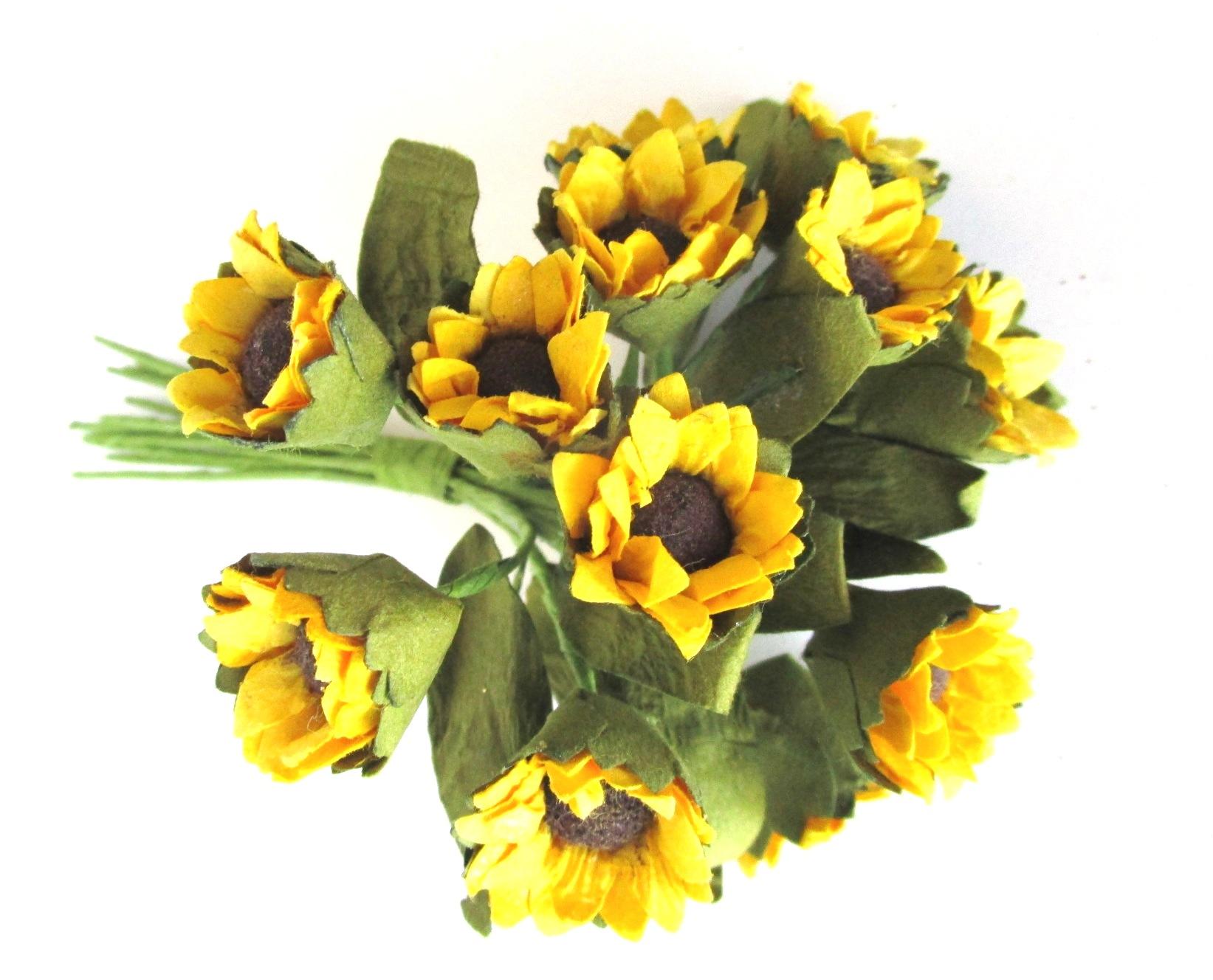 Matrimonio Fiori Girasole : Fiore girasole carta qui di tutto la tua bomboniera