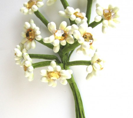 fiorellini avorio 0059