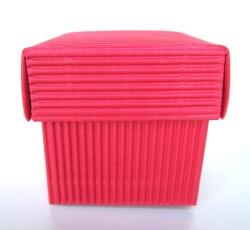 scatola f.c. onda rosso 5x5x5 0099